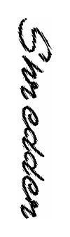 Gorgeous free handwritten font available on Fonts2u. Download Shredder at http://www.fonts2u.com/shredder.font