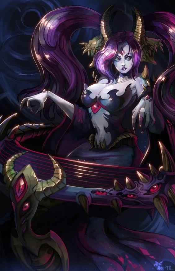 void sona league of legends league of legends skin