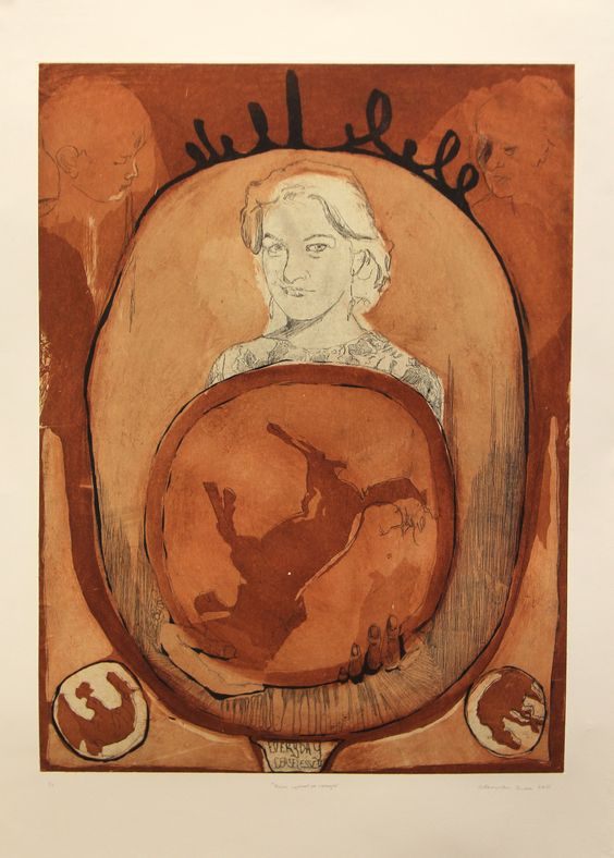 Copper Etching, December 2015