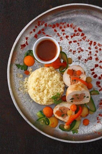 Le couscous revisité par le Chef Liguori de Zôdio Villeneuve d\u0027Ascq ! La  recette