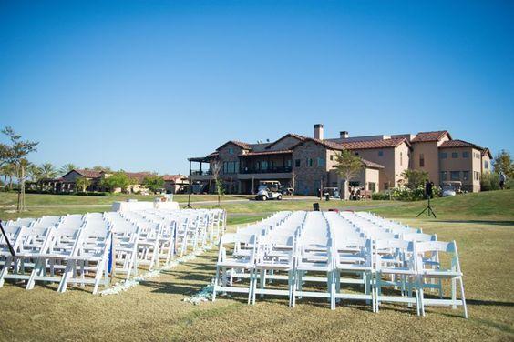 Aliso Viejo Country Club Wedding Weddings Pinterest And