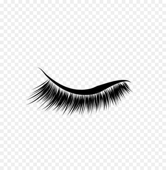 15 Eyelashes Cartoon Eyes Closed Png Desenho Cilios Cilios Png Maquiagem Png