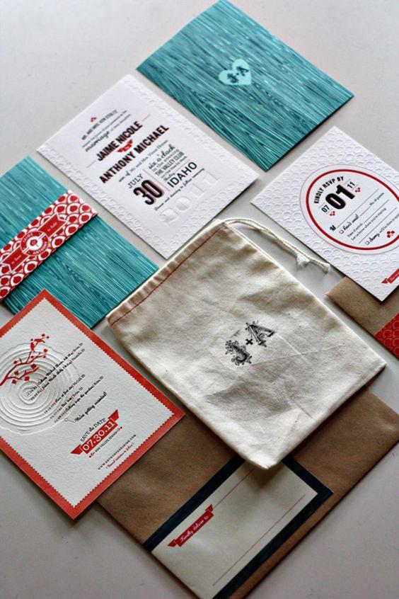 Kate Holgate, Ekman Letterpress Wedding Invitations, Neenah Paper Design Contest