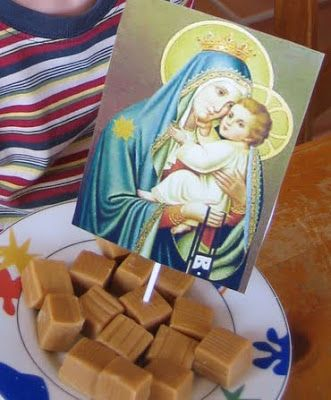 Our Lady of Mt. Carmel- Sweet Treats
