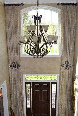 20 foot ceiling drapes   Draperies   Pinterest   Style, Ceilings ...