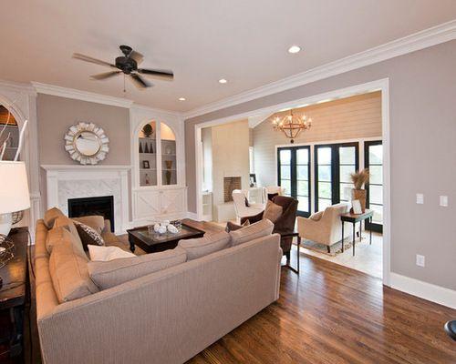Les 7 meilleures images à propos de Living room paint sur Pinterest