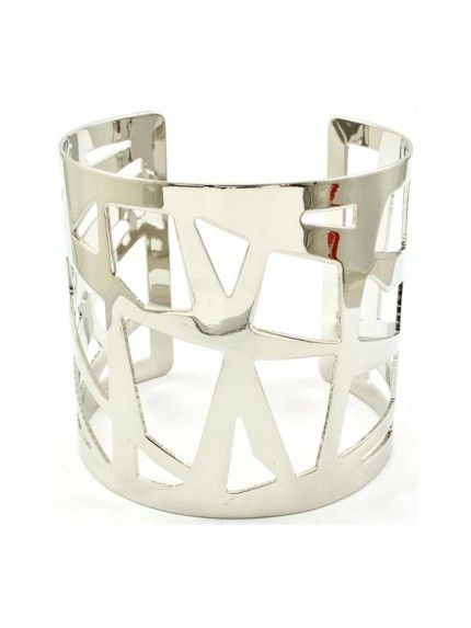 The Chase Cuff (Silver)