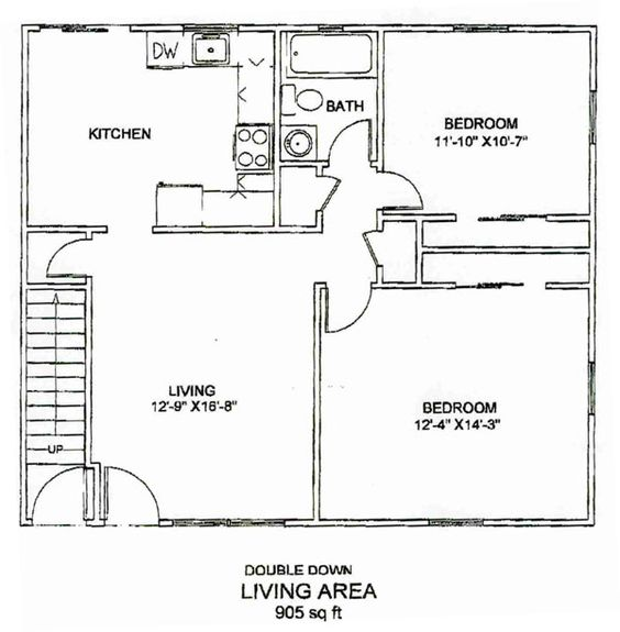 Oxford Realty Group | Patten Point Floor Plans
