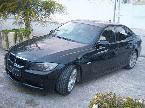 Annonce de vente de voiture occasion en tunisie BMW SERIE 3 Ariana