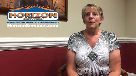 Janet from New Castle, Delaware talks about why she chose Horizon Services to install her new A/C and heater.