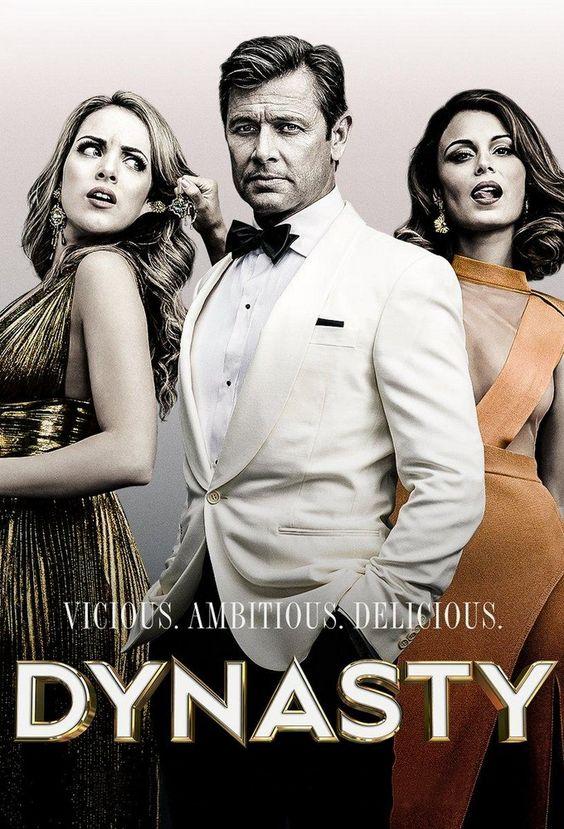 Banco de Séries - Organize as séries de TV que você assiste - Dynasty (2017)