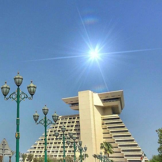 Sheraton #Doha #Qatar Photo by@mustafadafallah