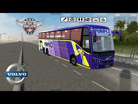 Volvo B11r Bussid Mod Livery Bus Simulator Indonesia Volvo B11r Bus Skin Bussid Gameplay Youtube Volvo Bus Truck Games