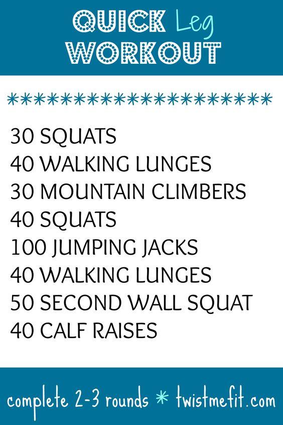 leg workout for women at home - Google-søk | Leg day ...