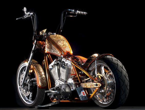 jesse james cisco bike -