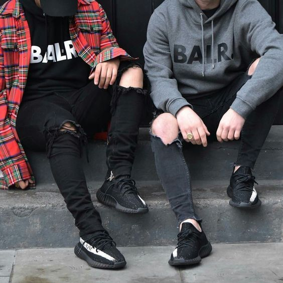 Yeezy outfit, Mens outfits