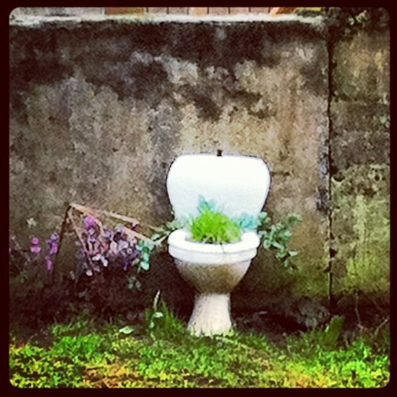 Un pot de fleur qui porte bien son nom ^_^ - Reykjavik, Islande