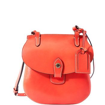 Love this handbag - the yellow version reminds me of spring.