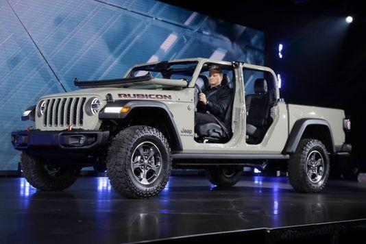 2019 Jeep Gladiator Rubicon Jeep Gladiator Lifted Trucks New