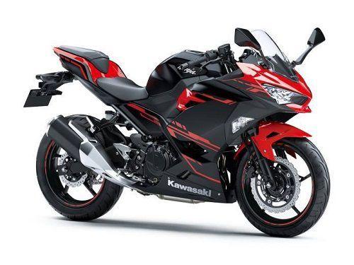 7 Warna All New Kawasaki Ninja 250 2020 Dan Gambar Terbaru Motor
