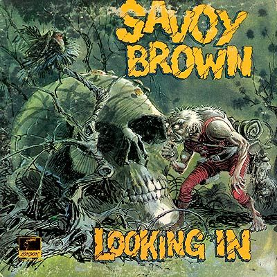 savoy brown album covers | Back to the Letter S | Alphabetical Listing
