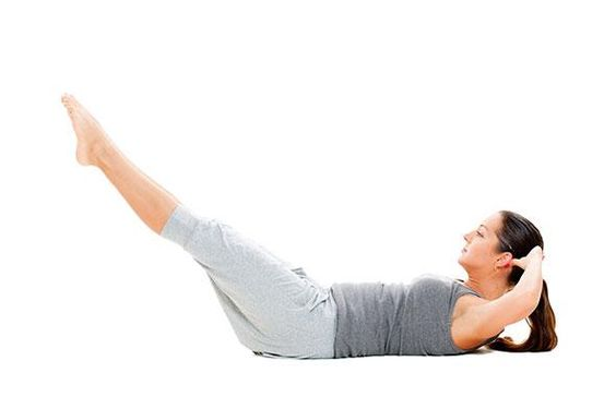 De 5 meest effectieve oefeningen voor een platte buik