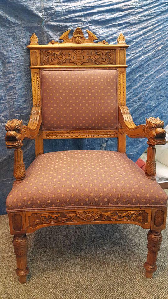 Restauration Chaise Ancienne