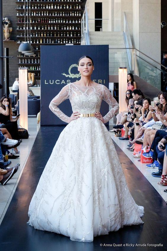 Noiva | Vestida de Noiva | Blog de Casamento por Fernanda Floret - Parte 2