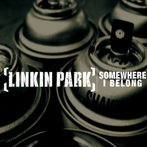 Linkin Park – Somewhere I Belong (single cover art)