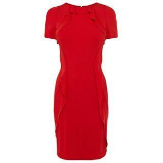Jersey Ruffle Dress, £140.