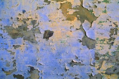 How To Make A Canvas Painting Look Distressed The Old