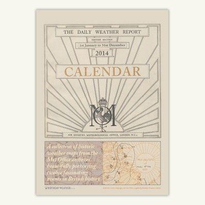 Birthday Weather Calendar http://www.birthdayweather.co.uk/
