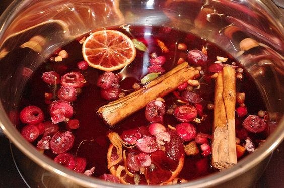 I love mulled wine <3