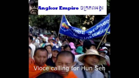 Hun Sen Step Down