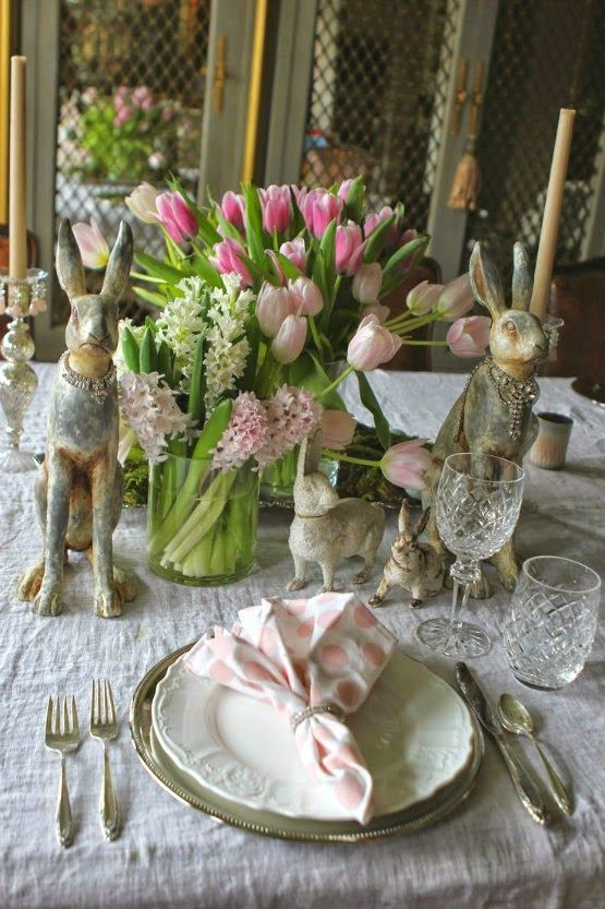 ciao! newport beach: Easter table inspiration: