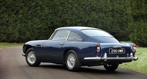 DB4 Die schönsten Astons aller Zeiten kommen aus Newport Pagnell | Classic Driver Magazine