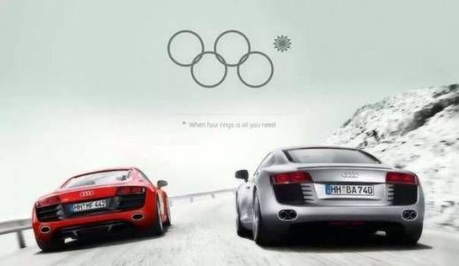 New Audi ad. Nailed it