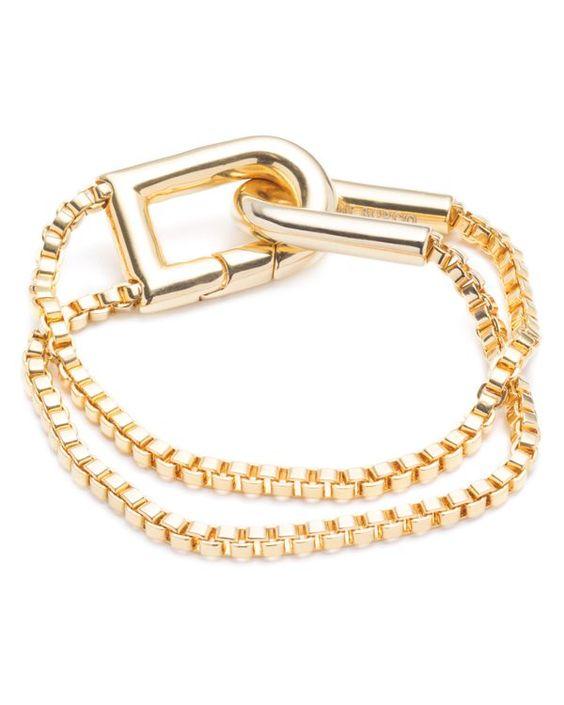 Eddie Borgo Allure Chain Bracelet