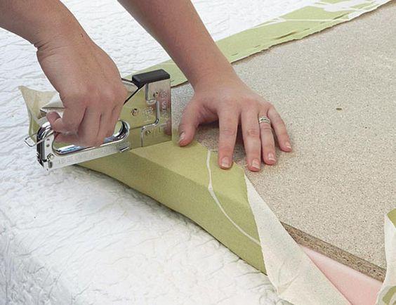 Cómo hacer un cabecero de cama - Guía de MANUALIDADES