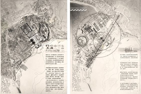 Super // Architectes  Lu, Hao-Yeh. [ Topic ] Studio. M.Arch I // Ouroboros City