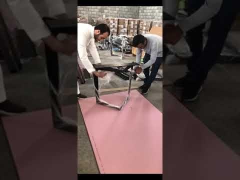 تصنيع طاولات طعام وإجتماعات من البورسلان مساعد القفاري Youtube Decor Home Decor Furniture