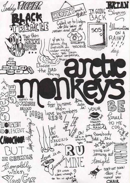 Arctic Monkeys wallpaper | Arctic Monkeys | Pinterest | Posts ...