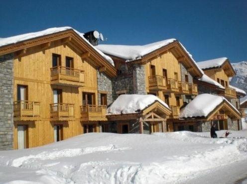 Location ski pas cher au Chalet Le Refuge