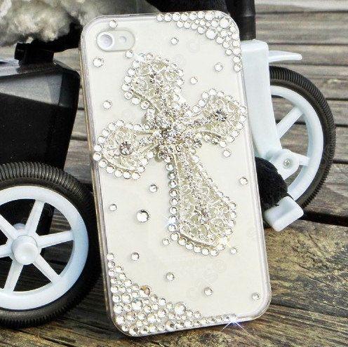 cross Pearl phone case cutest phone case everrrr.