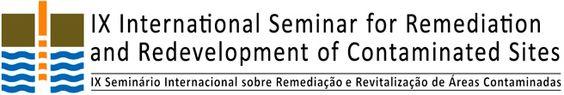 IX Seminário Internacional de Remediação e Revitalização de Áreas Contaminadas