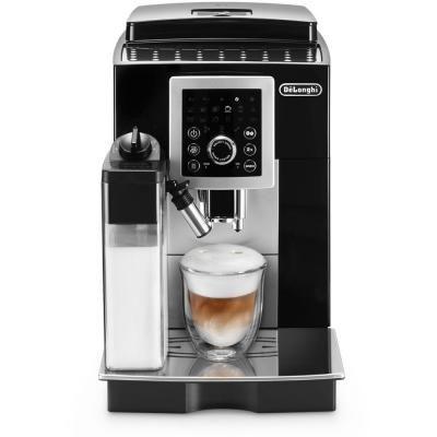 DeLonghi Magnifica S Black Espresso Machine with Built In
