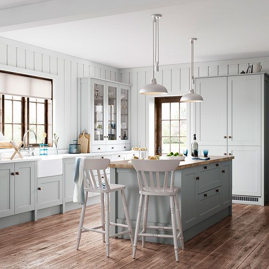 John Lewis Has Added A New Country Kitchen To It's Range