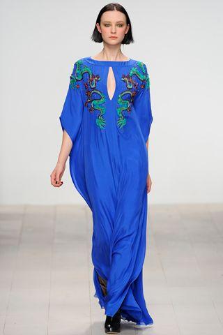 Issa Fall 2012 Ready-to-Wear