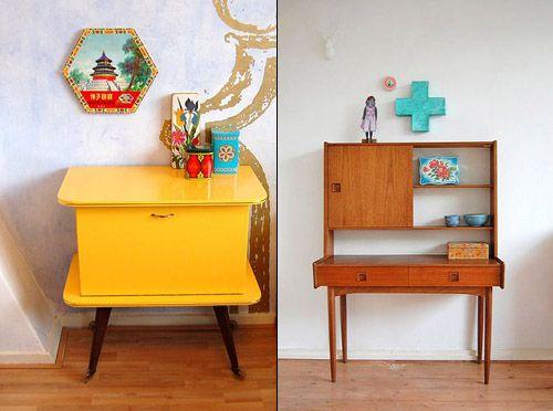desk: Kids Furniture, Geel Kastje, Kids Room, Small Spaces, Desk