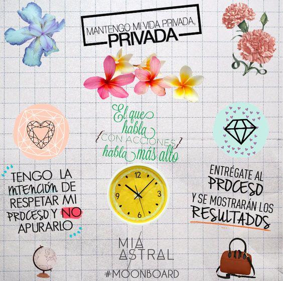 """""""Zero patience, zero faith"""". @miastral @tantrasurbanos  #Moonboard #LunaNueva en #Virgo #Intenciones"""